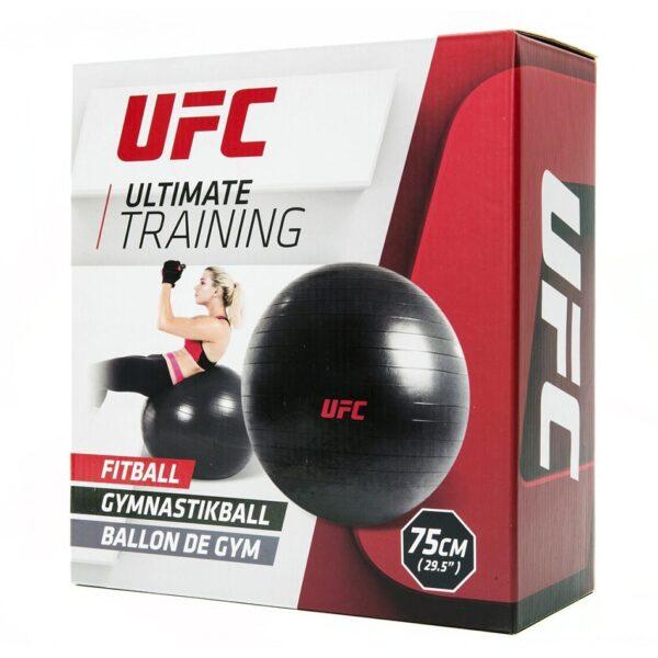 Гимнастический мяч UFC-(75 см)