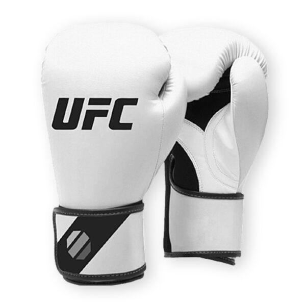 UFC Перчатки тренировочные для спарринга (белые)