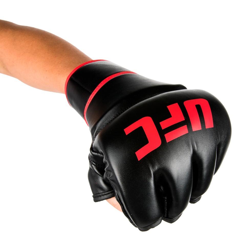 UFC Перчатки MMA тренировочные 6 унций