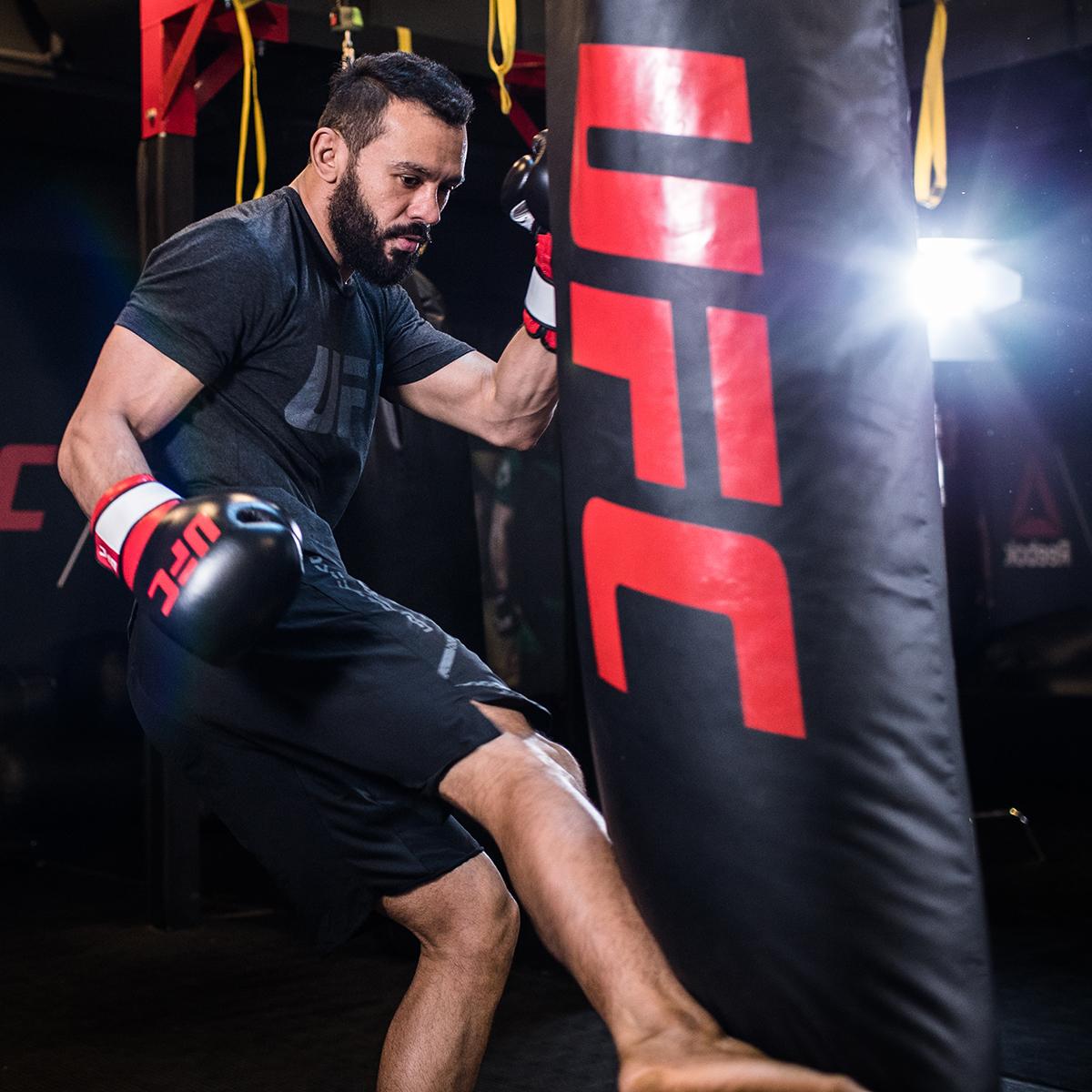 UFC PRO Боксерский мешок с наполнителем
