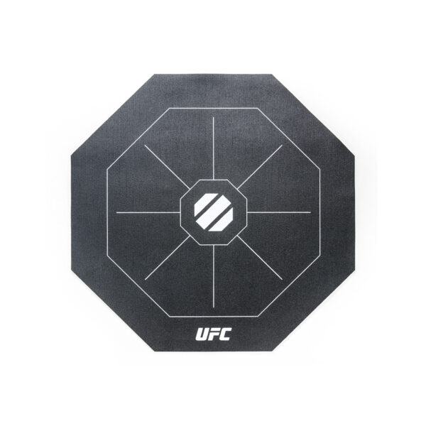 Мат восьмиугольный для тренинга UFC